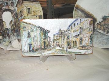 Corsi di Pittura su Ceramica